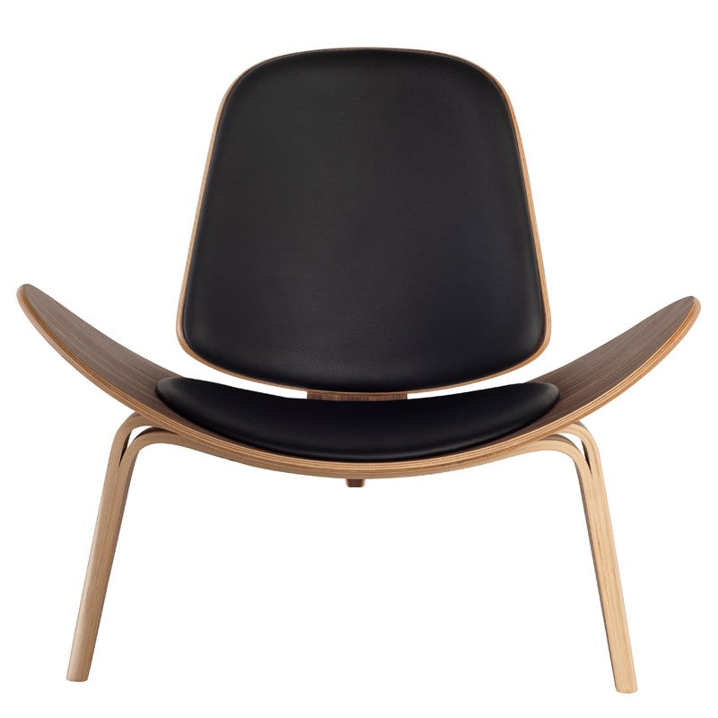 Artemis Leather Occasional Chair