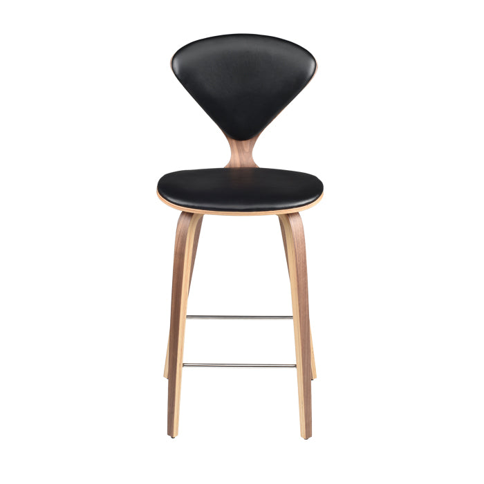 Satine Counter Stool Black Black Counter Stool Nuevo Old Bones Furniture Company https://www.oldbonesco.com/
