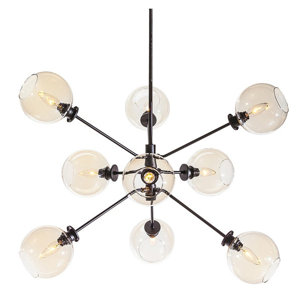 Atom Champagne Glass Pendant Lighting