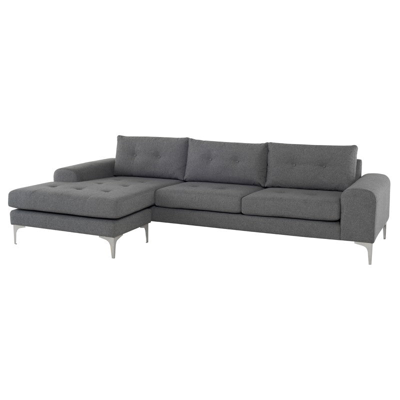 Colyn Sectional-Left Orientation   Sectional Sofa Nuevo Old Bones Furniture Company https://www.oldbonesco.com/