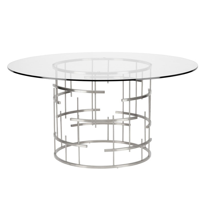 Round Tiffany Dining Table   Dining Table Nuevo, Old Bones Co  https://www.oldbonesco.com/