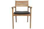 Sylvan Dining Arm Chair - Old Bones Furniture Company