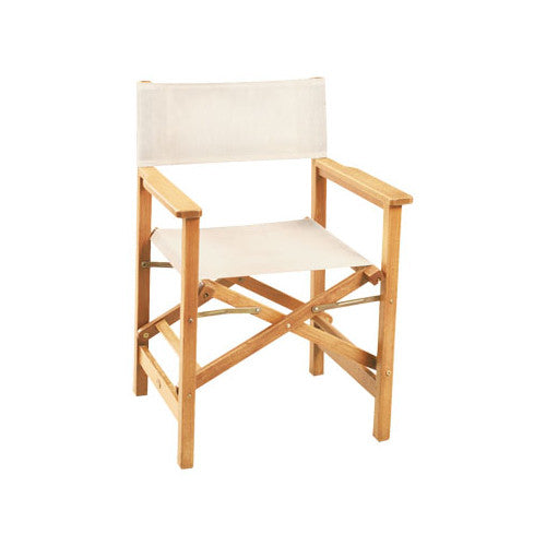 Teak Director Chair - Old Bones Furniture Company