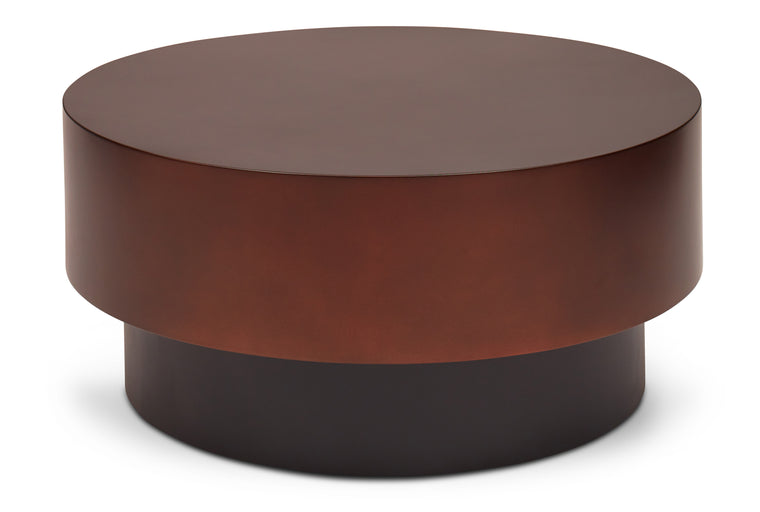 Benton Coffee Table in Bronze