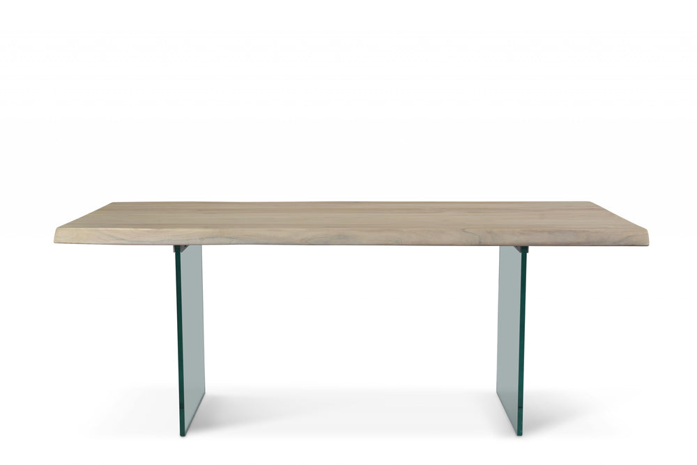 Urbia Live Edge Dining Table