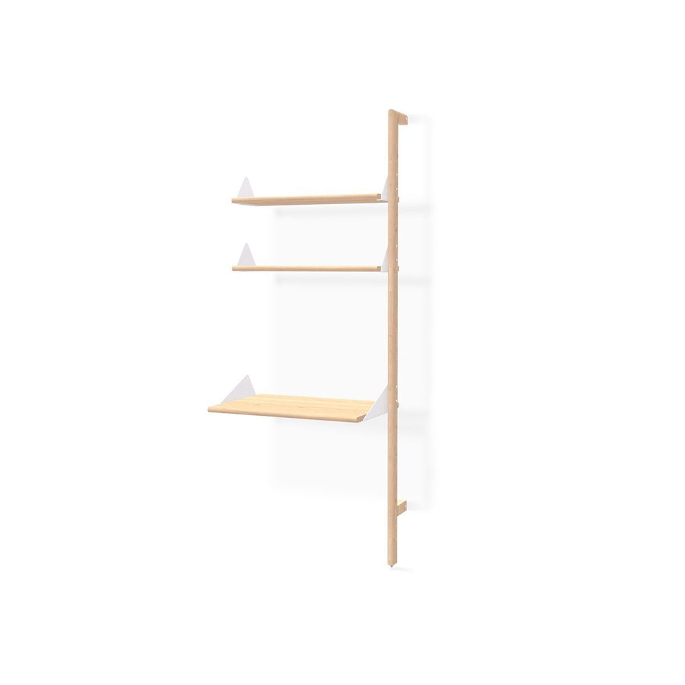 Branch Desk Shelving Unit Add-On