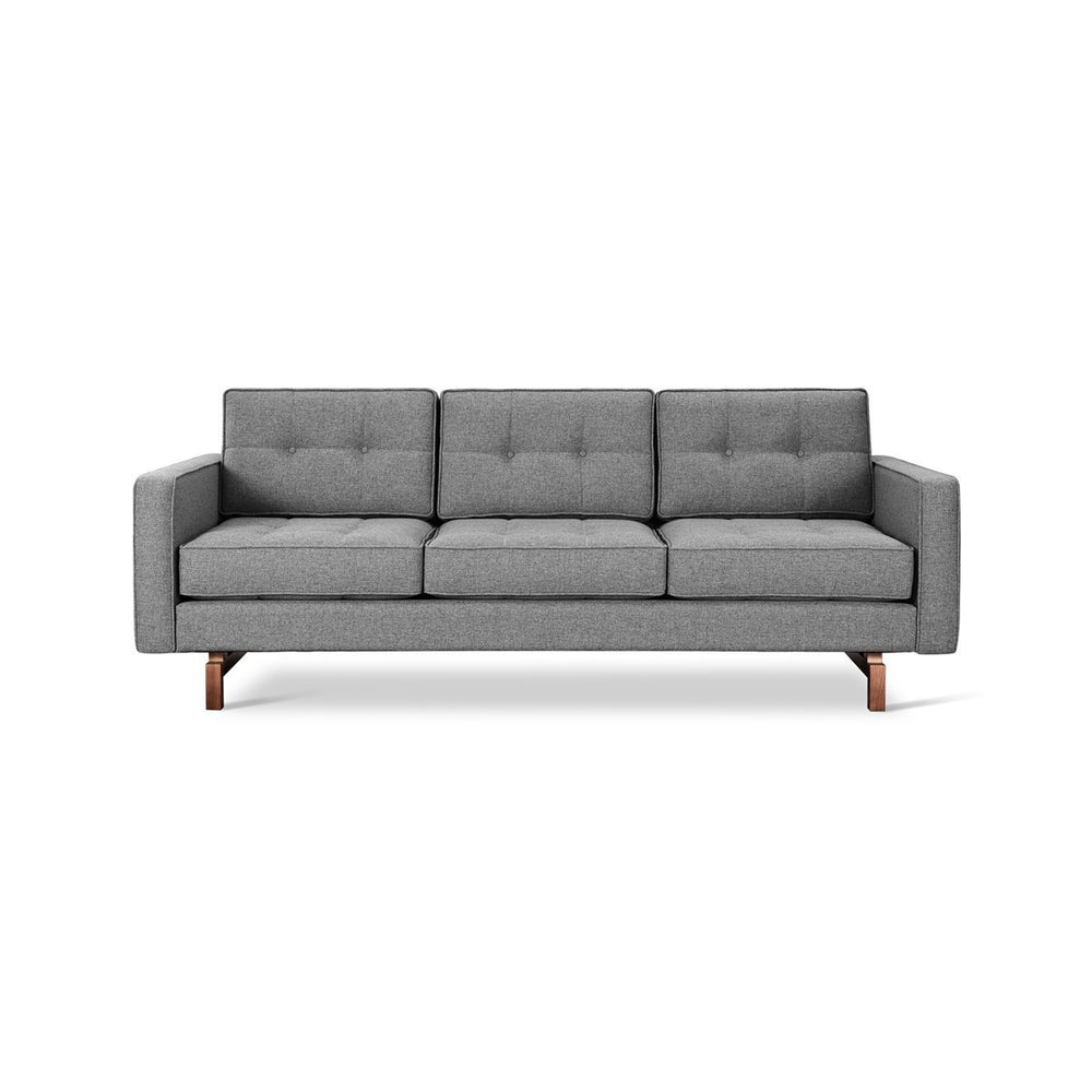 Jane 2 Sofa Parliament Stone / Walnut Parliament Stone Sofa Gus*, Old Bones Co  https://www.oldbonesco.com/