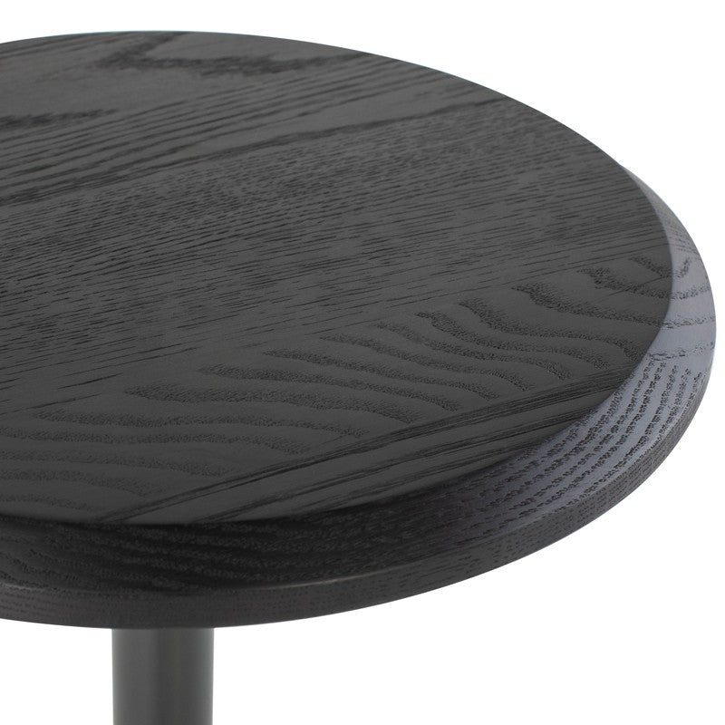 EXETER SIDE TABLE - BLACK 15""