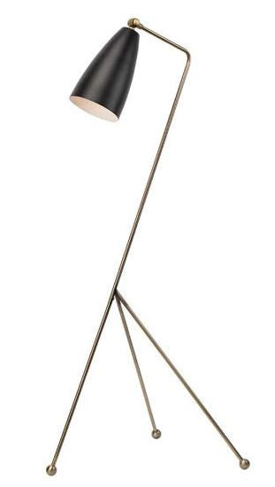 Lucille Floor Lamp - Old Bones Furniture Company