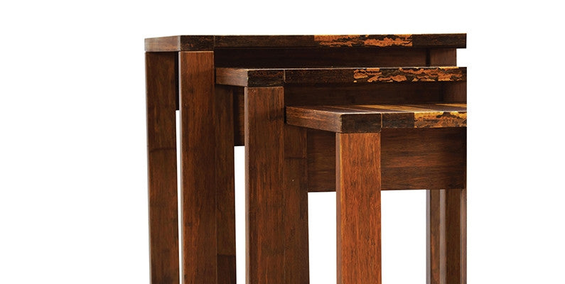 Magnolia Nesting Table, Exotic http://www.oldbonesco.com/ Table  - 2