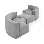 Mix Modular 3-Piece Seating - Group A - Old Bones Furniture Company
