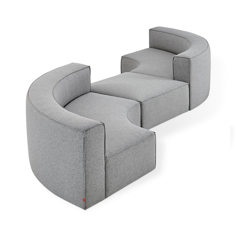 Mix Modular 3-Piece Seating - Group A
