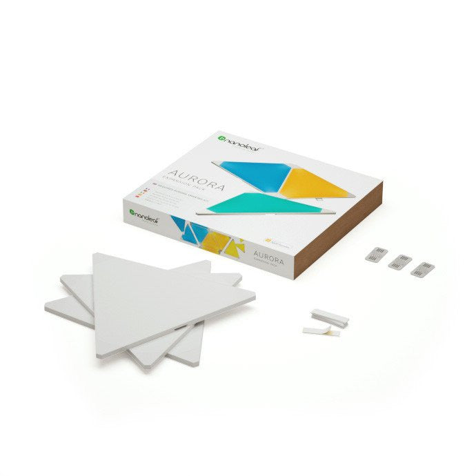 Nanoleaf Aurora Expansion Pack (3 Panels) - NL22-0001TW-3PK http://www.oldbonesco.com/ Lighting  - 2