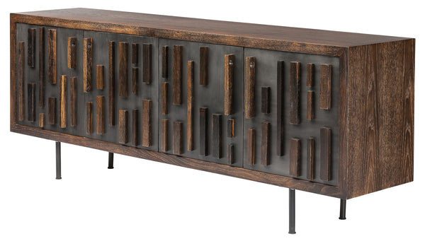 Blok Buffet, Nuevo, Old Bones Furniture Company, https://www.oldbonesco.com/