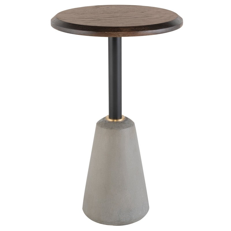 EXETER SIDE TABLE - GREY 15""