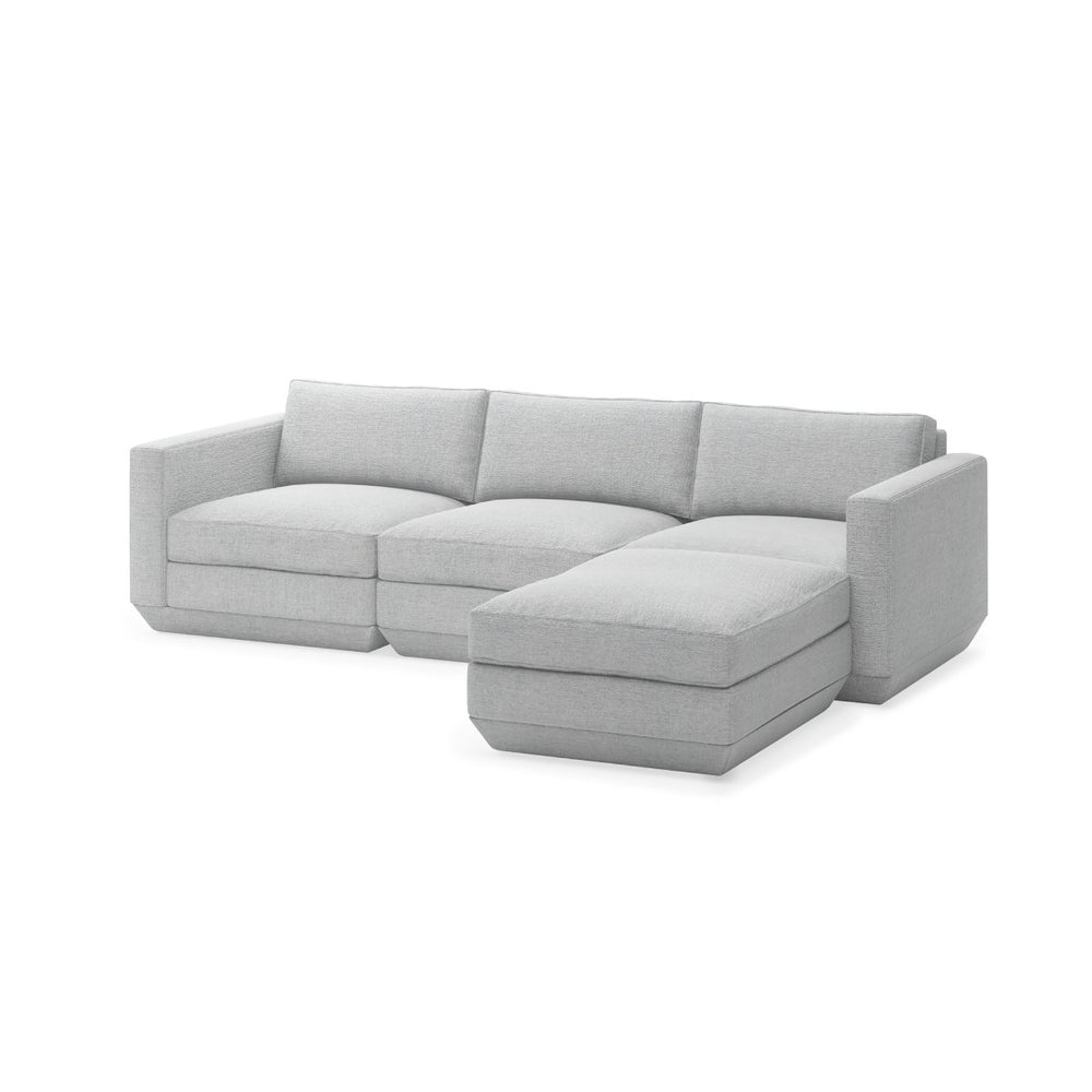 Podium Modular 4PC Sectional RF