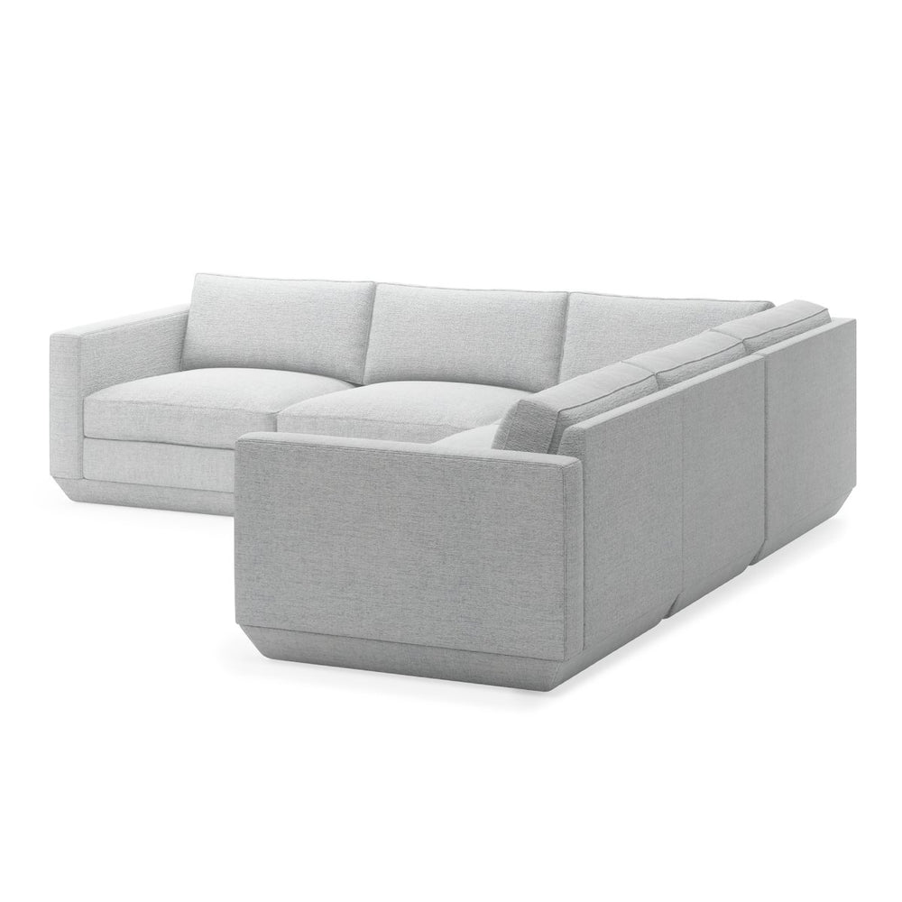 Podium Modular 5PC Corner Sectional