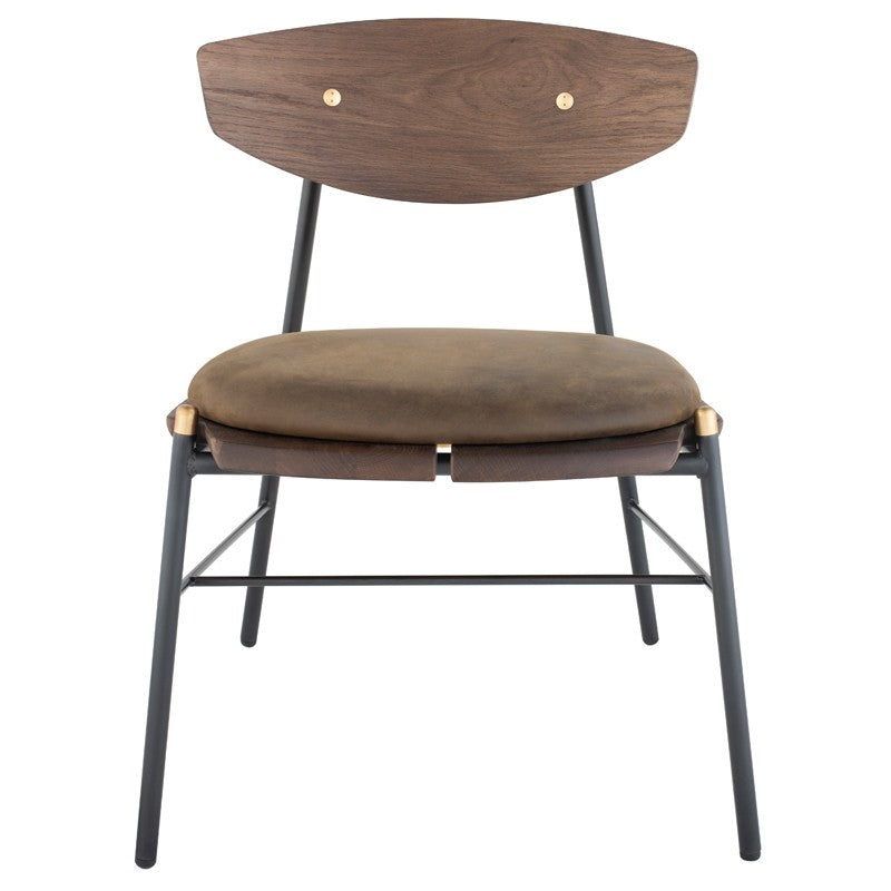 Kink Dining Chair - Smoked