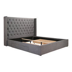 BLAIR 2-DRAWER CALIFORNIA KING BED