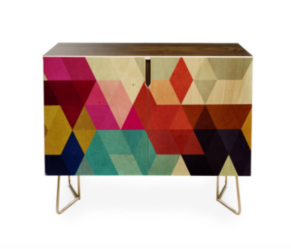 Modele 7 Credenza Deny Designs - Old Bones Furniture Company