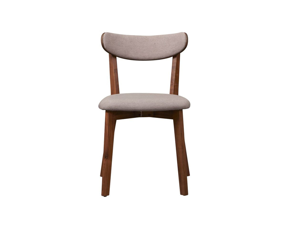 Tahoe American Walnut Dining Chair   Dining Chair Unique Furniture Old Bones Furniture Company https://www.oldbonesco.com/