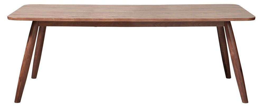 "Tahoe American Walnut 77"" Dining Table   Dining Table Unique Furniture, Old Bones Co  https://www.oldbonesco.com/"
