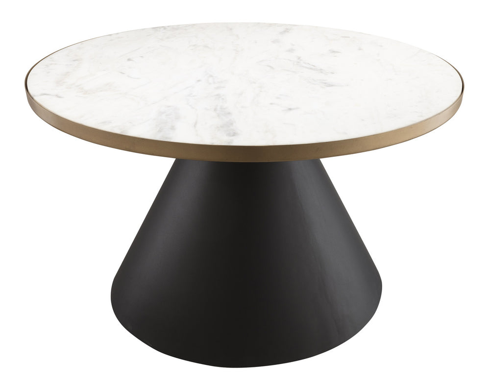 Richard Marble Cocktail Table   Coffee Table TOV Furniture Old Bones Furniture Company https://www.oldbonesco.com/
