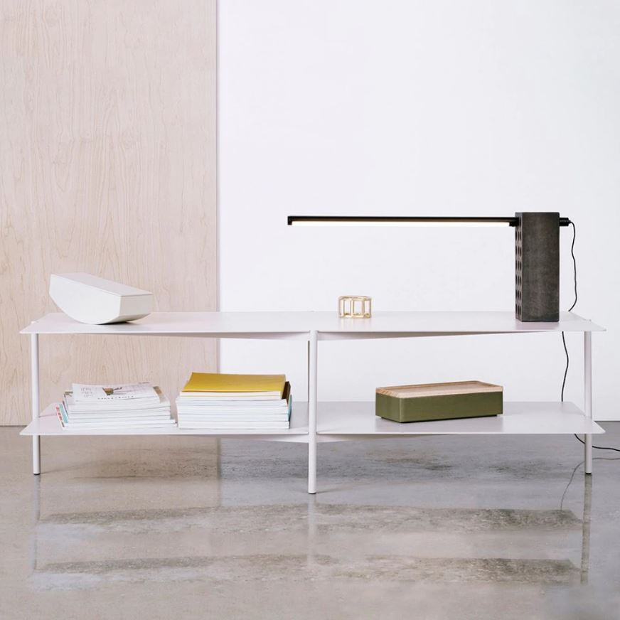 Tresor Coffee Table   Coffee Table Umbra Four Hands, Mid Century Modern Furniture, Old Bones Furniture Company, https://www.oldbonesco.com/