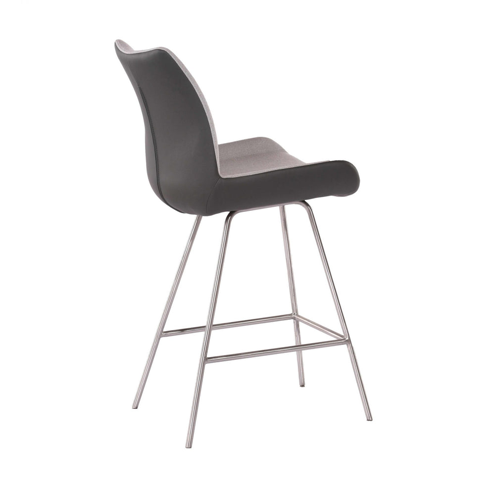 Jonesy Barstool Grey - Old Bones Furniture Company