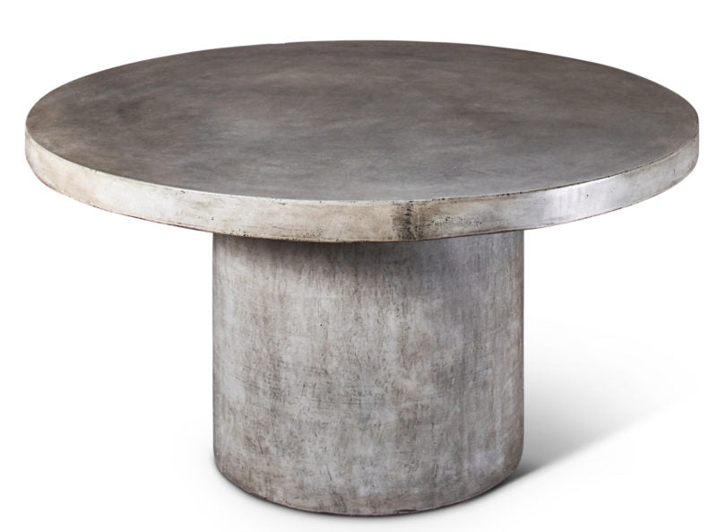 Murphy Concrete Dining Table - Old Bones Furniture Company