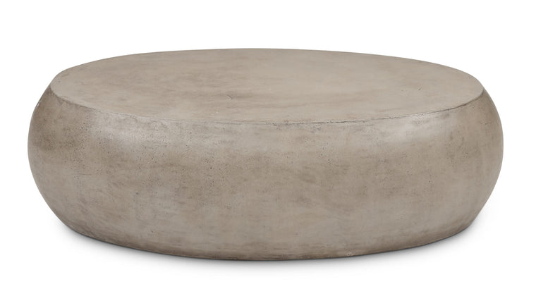 Pebble Concrete Coffee Table