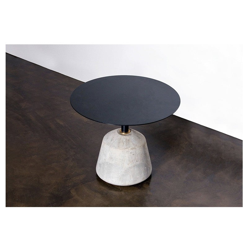 EXETER SIDE TABLE - GREY 22""