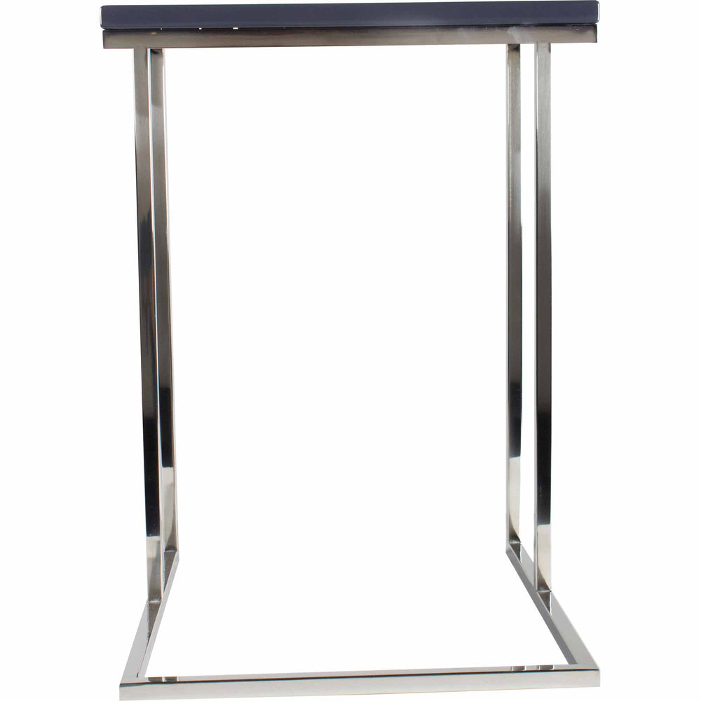 POSTA SIDE TABLE CHARCOAL