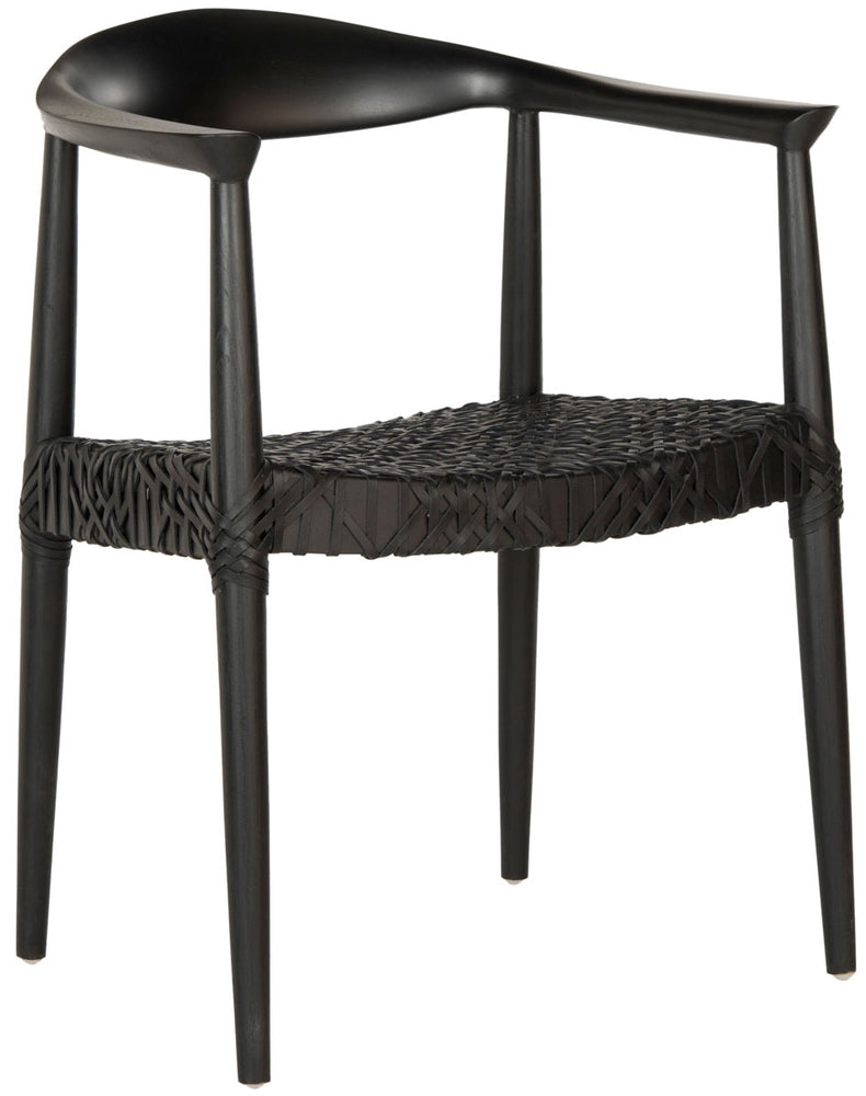 Bandelier Arm Chair - https://www.oldbonesco.com/products/bandelier-arm-chair-black?variant=31394028814393