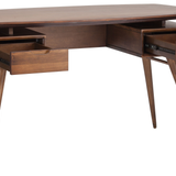 Carel Desk   DESK Nuevo Four Hands, Mid Century Modern Furniture, Old Bones Furniture Company, https://www.oldbonesco.com/