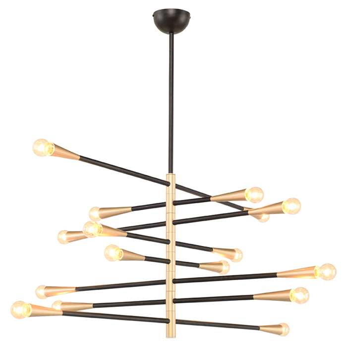 Orion 8 Pendant Light - Old Bones Furniture Company