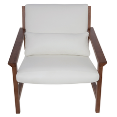 Bethany Lounge Chair - Old Bones Furniture Company