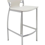 Lisbon Counter Stool White Leather White Leather Counter Stools Nuevo Old Bones Furniture Company https://www.oldbonesco.com/