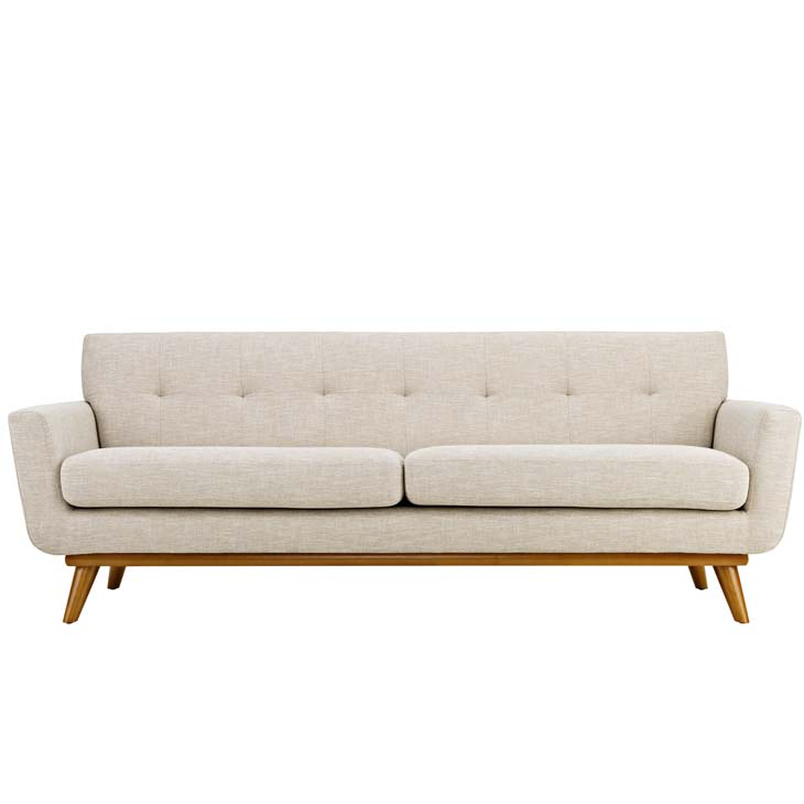 Sophia Sofa Beige Beige Sofa Modway International, Old Bones Co  https://www.oldbonesco.com/