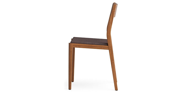 Laurel Dining Chair, Caramelized   Dining Chair Greenington Old Bones Furniture Company https://www.oldbonesco.com/