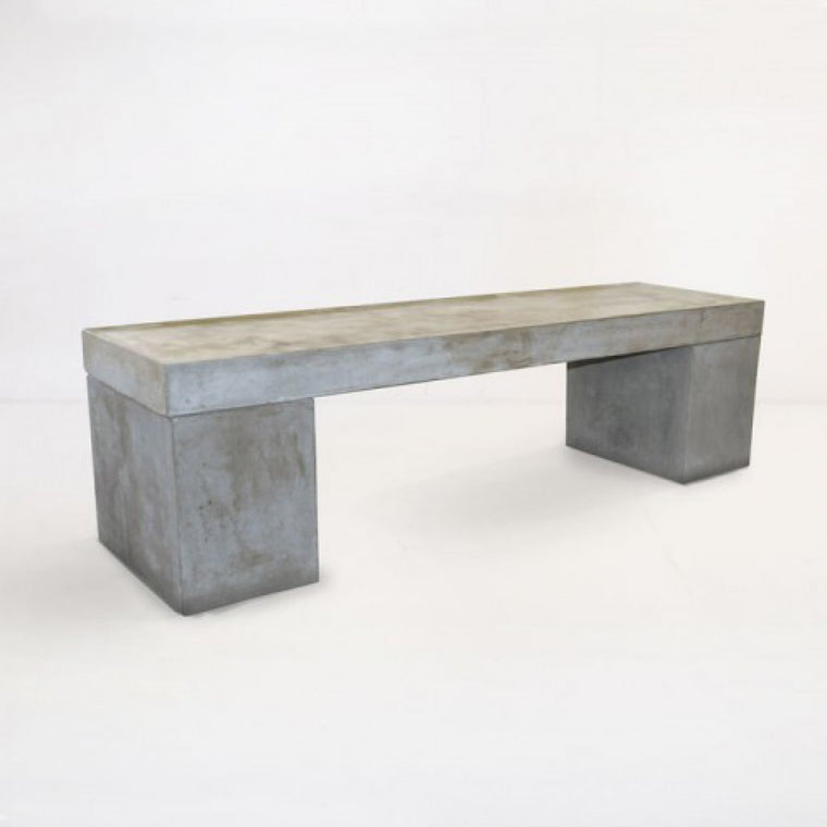 Jon Outdoor Concrete Bench