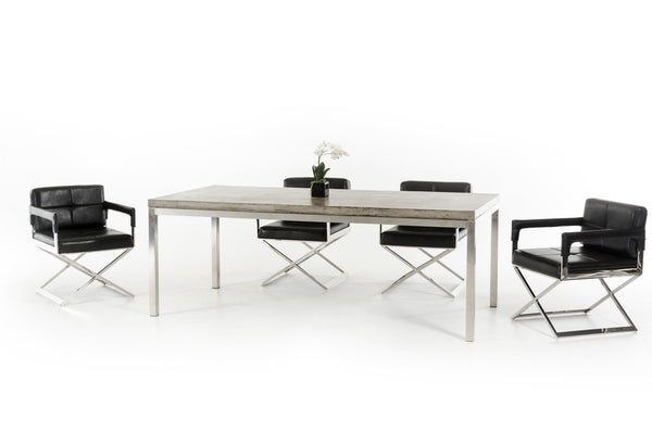 Bronson Dining Table - Old Bones Furniture Company