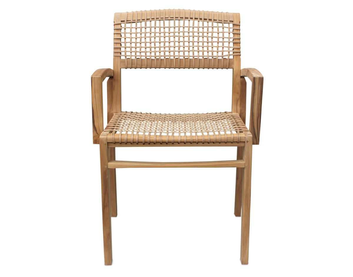 Sands Dining Arm Chair - Old Bones Furniture Company