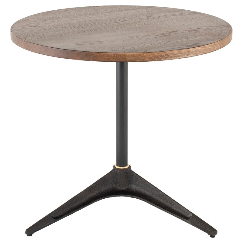 "Compass Bistro Round Talbe 32""   Dining Table District Eight Old Bones Furniture Company https://www.oldbonesco.com/"
