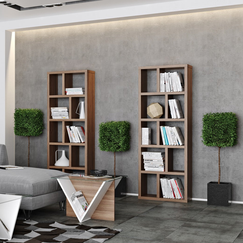 Berlin 5 Levels - 70   Bookshelf Temahome Old Bones Furniture Company https://www.oldbonesco.com/