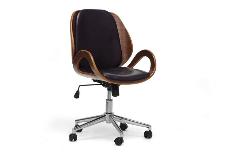 Watson Walnut Office Chair
