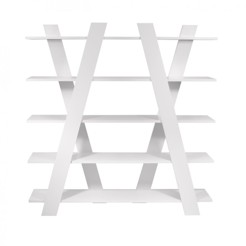 Wind Shelving Bookcase Unit Pure White Pure White shelving Temahome, Old Bones Co  https://www.oldbonesco.com/