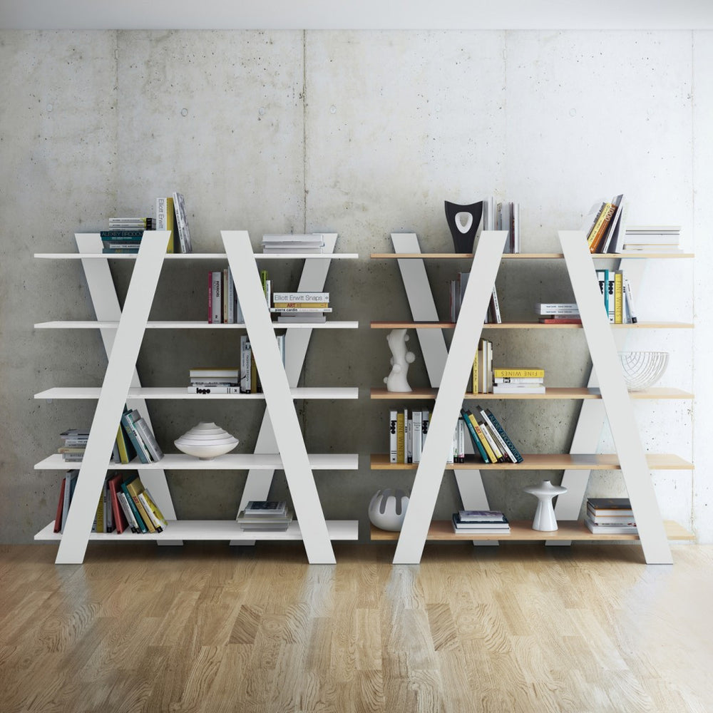 Wind Shelving Bookcase Unit   shelving Temahome, Old Bones Co  https://www.oldbonesco.com/