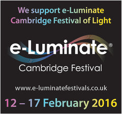 Cambridge e-Luminate Festival 12-17 Feb 2016