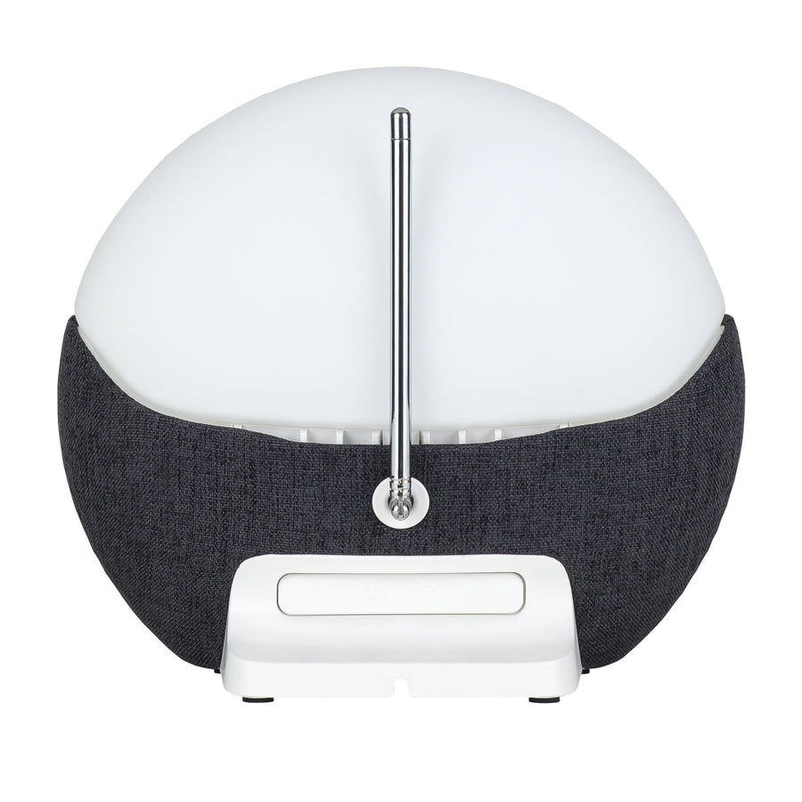 Bodyclock Luxe 750DAB sleep/wake-up light | Charcoal | Refurbished